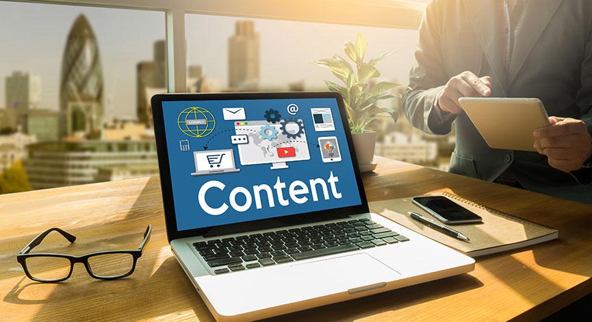 Content management i korthet